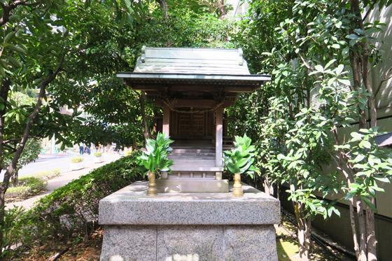 東京都福寿大神の末社