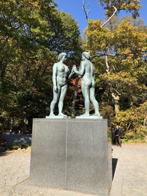 十和田神社の周辺