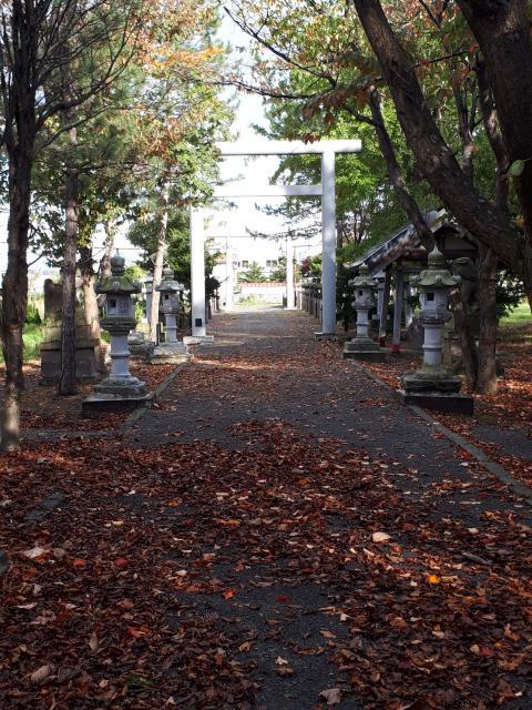 西当別神社の建物その他