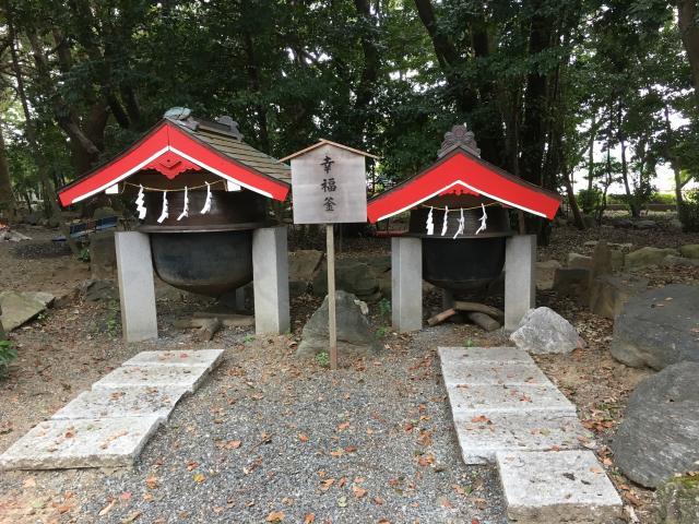 不乗森神社の末社
