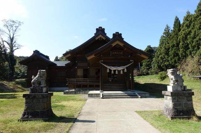 居多神社の建物その他