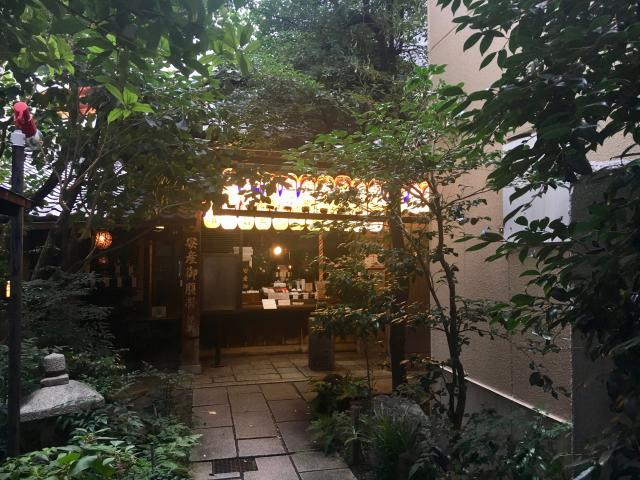 京都府染殿院の本殿