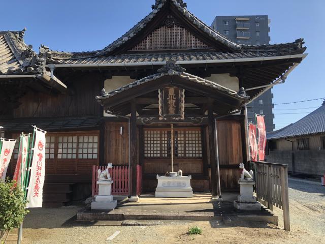 竜華寺の本殿