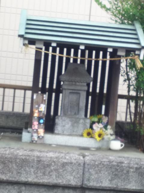埼玉県金明愛宕神社の末社
