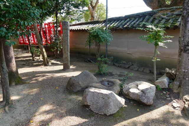 大阪府片埜神社の建物その他