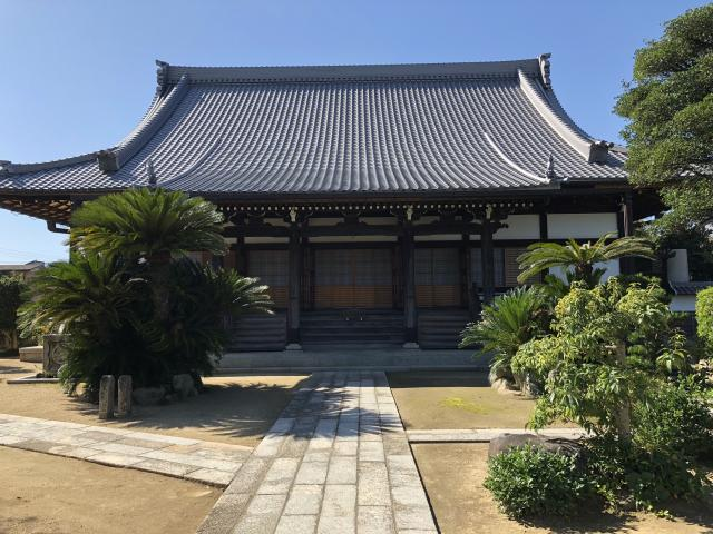 樹敬寺の本殿