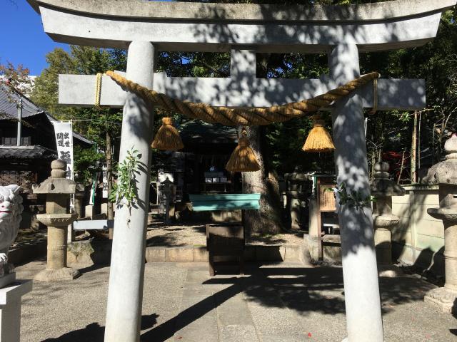 愛知県東照宮(名古屋東照宮)の本殿