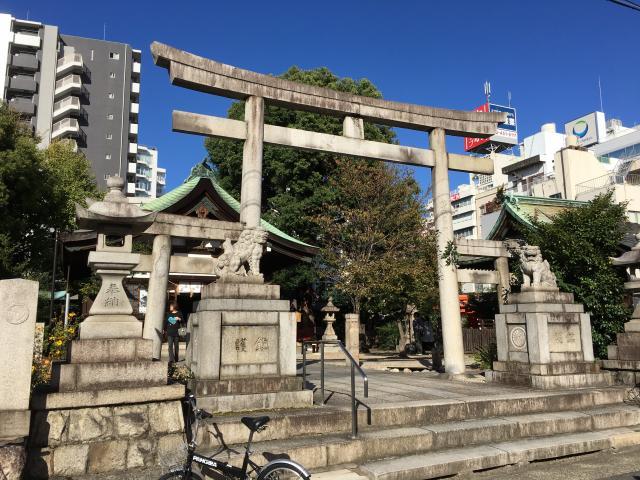 愛知県三輪神社の本殿