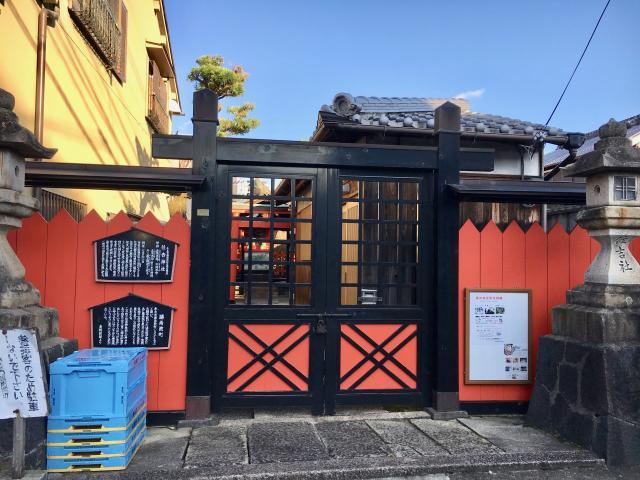 奈良県住吉神社の建物その他