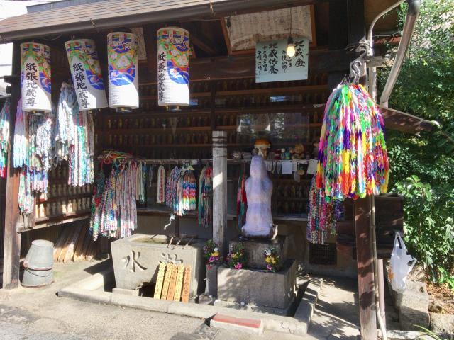 愛知県陽秀院の本殿