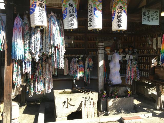 愛知県陽秀院の地蔵