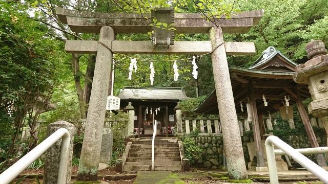 水使神社の鳥居