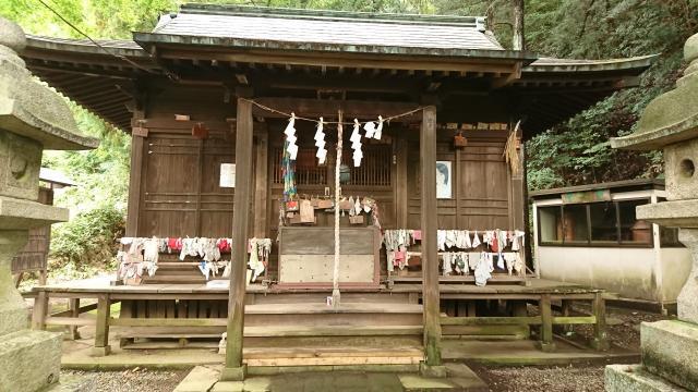 水使神社の本殿