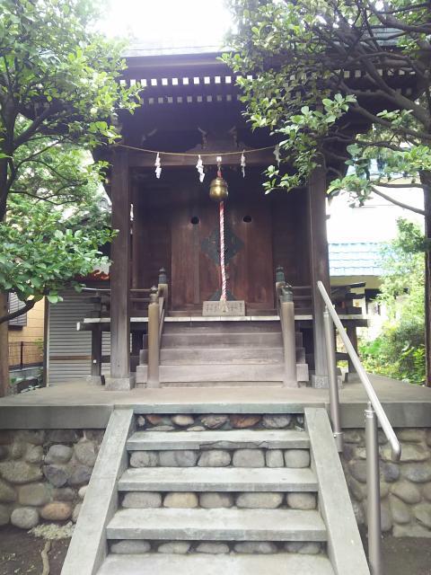 福徳稲荷神社の近くの神社お寺|久伊豆神社(久伊豆宮寿神社)
