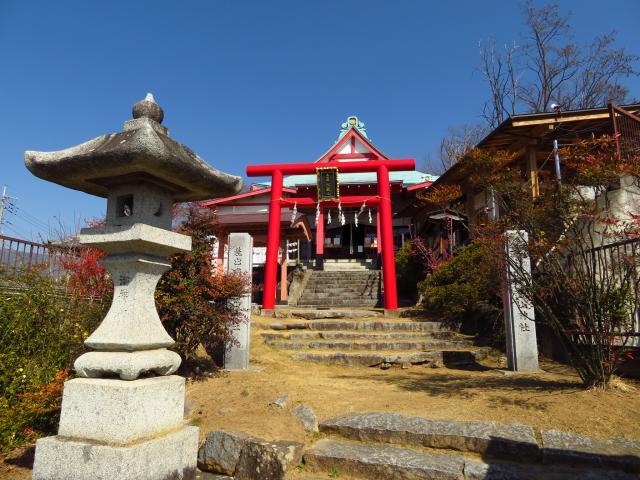 差出磯大嶽山神社の建物その他