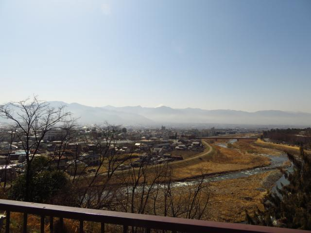 差出磯大嶽山神社の景色