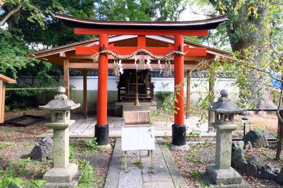 京都府宗像神社の末社