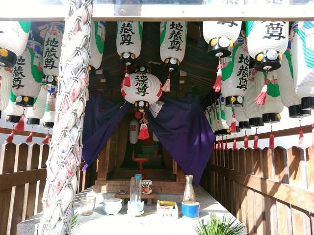 大阪府延命地蔵尊の地蔵