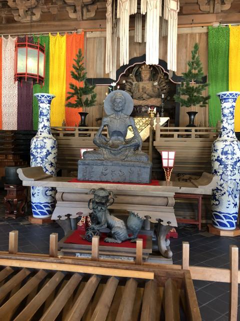 建長寺の仏像