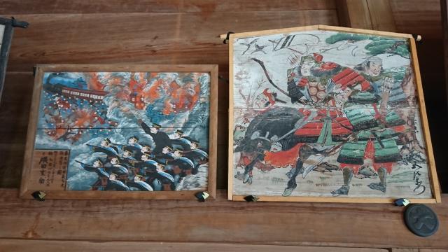 日光鹿島神社の芸術