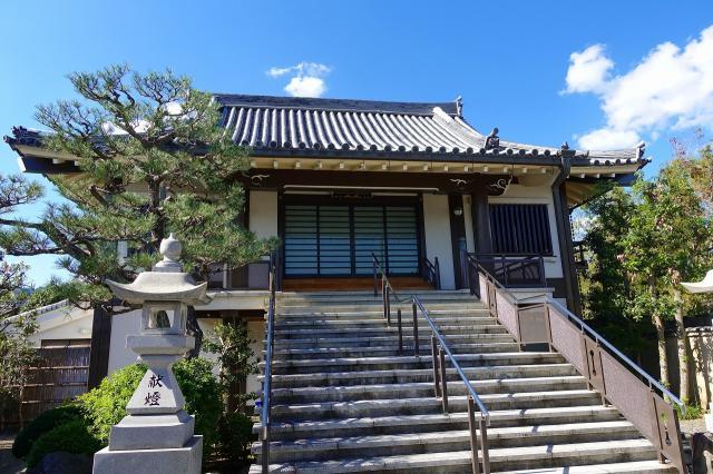 浄光寺の本殿
