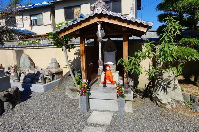 浄光寺の地蔵