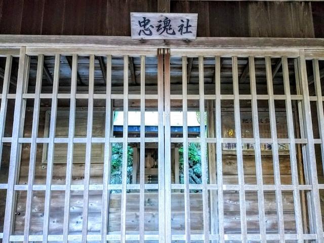 愛知県松尾神社(坂井松尾神社)の本殿