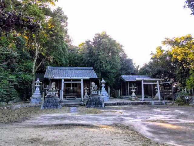 愛知県松尾神社(坂井松尾神社)の建物その他