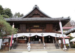 長野県座光如来寺(元善光寺)の本殿