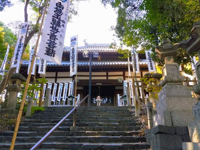 興正寺の本殿