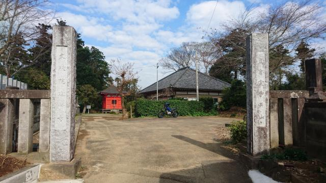 雷井山延命寺の建物その他
