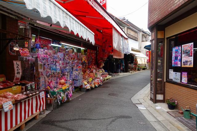 石切劔箭神社(大阪府新石切駅) - 周辺の写真