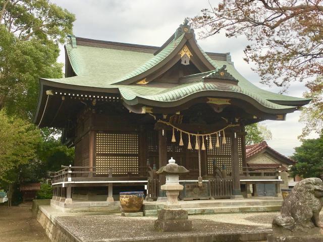 若宮八幡神社(千葉県五井駅) - 本殿・本堂の写真