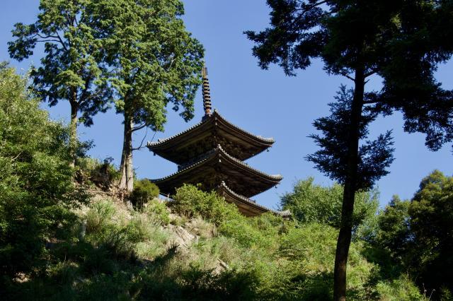 福生寺の塔
