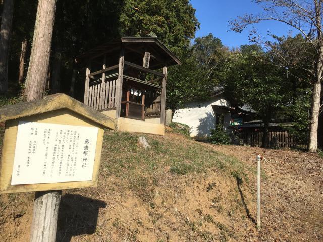 露垂根神社の建物その他