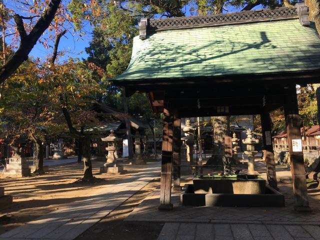 東照宮(名古屋東照宮)の近くの神社お寺|那古野神社