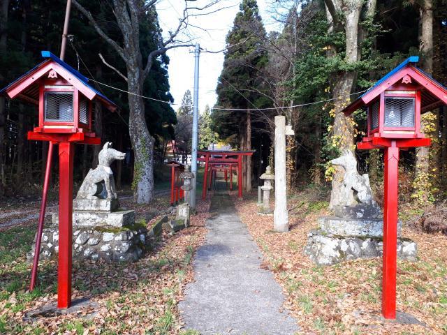 岩手県稲荷神社の写真