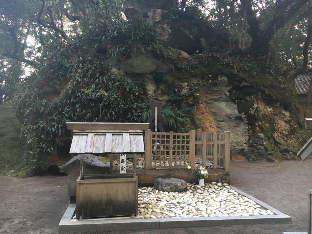 三重県花窟神社の写真