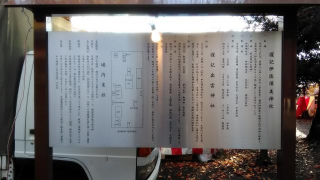 伊佐須美神社の歴史