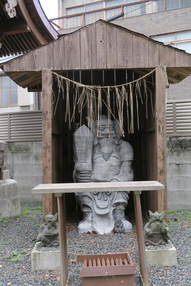 京都府若宮八幡宮社(陶器神社)の末社