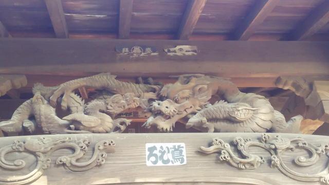 神奈川県浅間神社の芸術