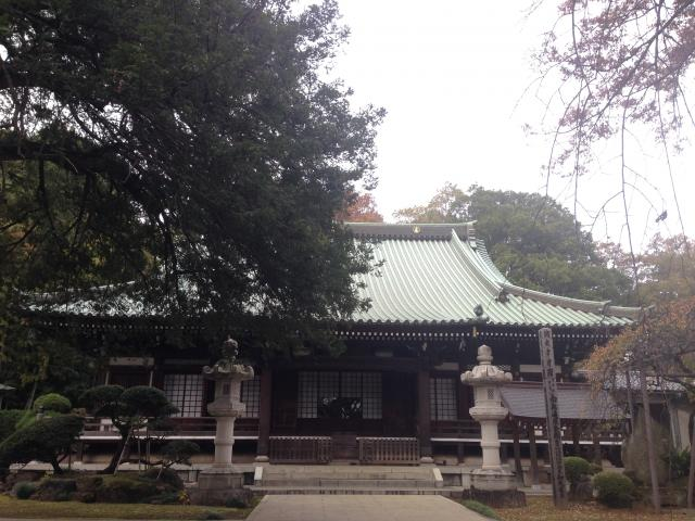 安養院の本殿