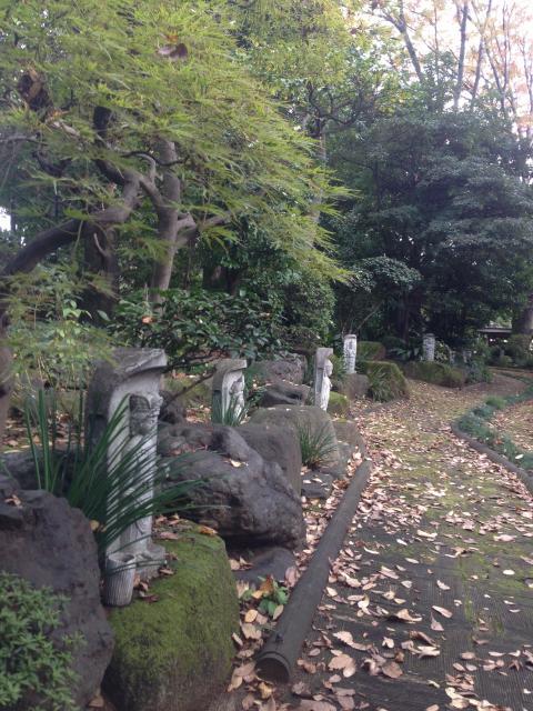 安養院の仏像