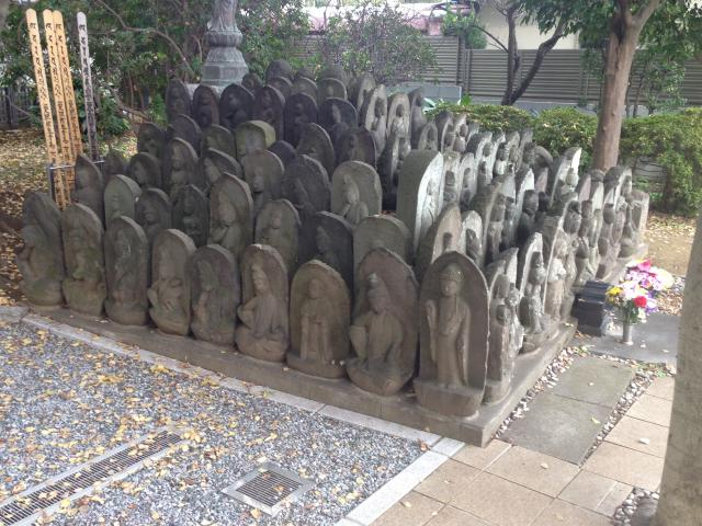 荘厳寺の仏像