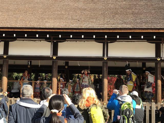 賀茂別雷神社(上賀茂神社)の神楽