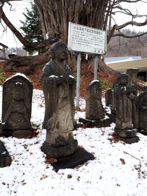 黄金龍神社(桂不動)の仏像