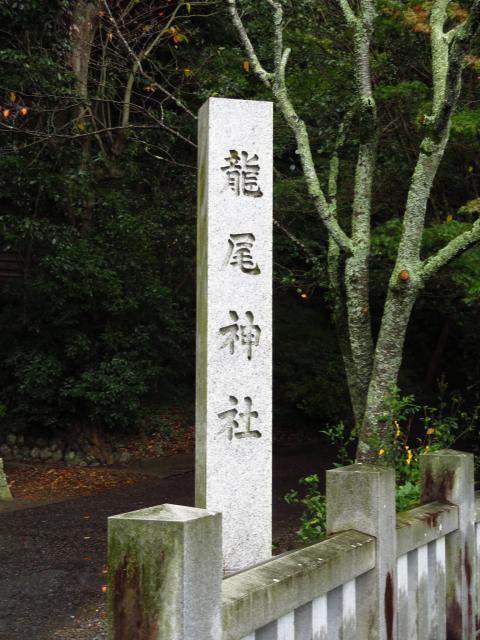 龍尾神社の建物その他