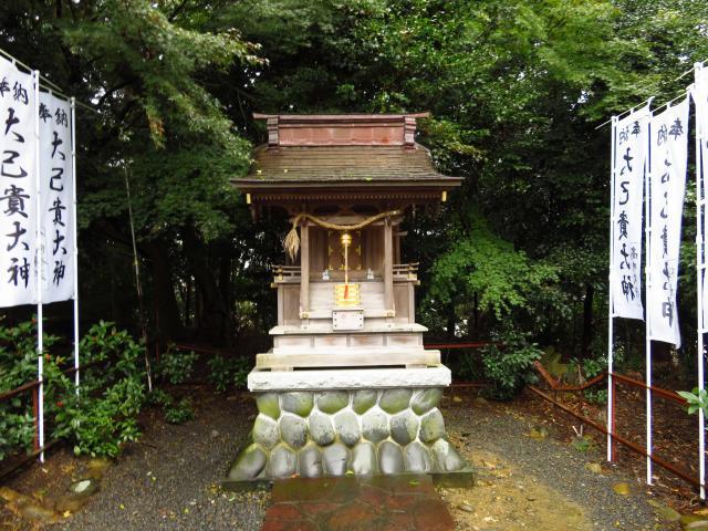 龍尾神社の末社
