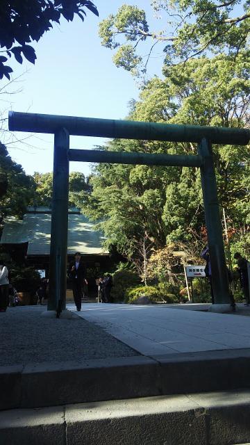 神奈川県報徳二宮神社の鳥居