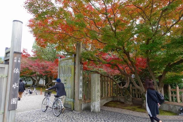 奈良県興福寺の山門